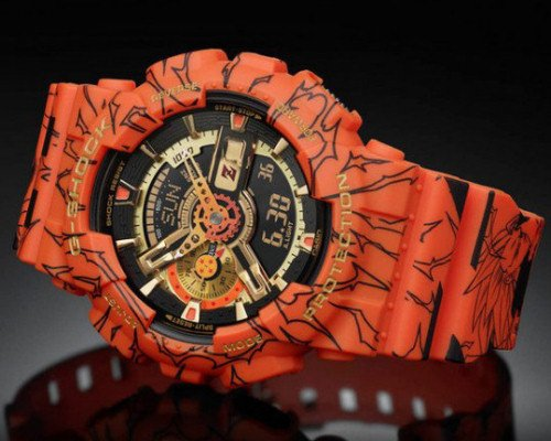 Casio G-Shock Dragon Ball Z Watch