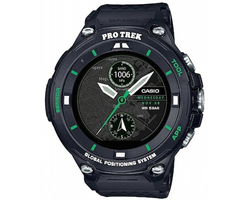 Casio Outdoor Smartwatch Pro Trek Smart WSD-F20X