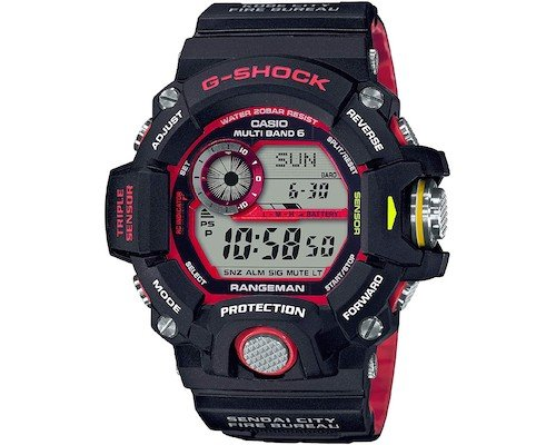 Casio G-Shock Rangeman Special Rescue Ranger Watch