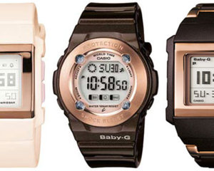 Baby-G Sweets Colors Watches
