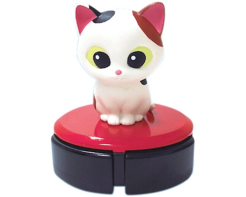 Cat Desktop Robotic Vacuum Cleaner