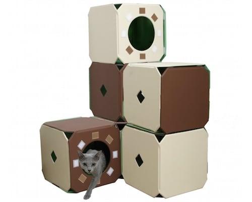 cat jungle gym cubes - Cat Jungle Gym