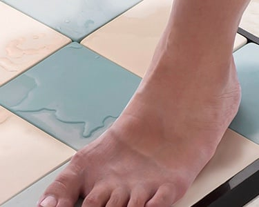 Ceramic Tiles Bath Mat