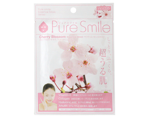 Cherry Blossom Face Pack