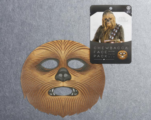 Chewbacca Face Pack (3 Pack)