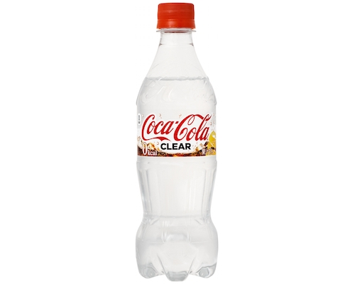 Coca-Cola Clear (Pack of 6)