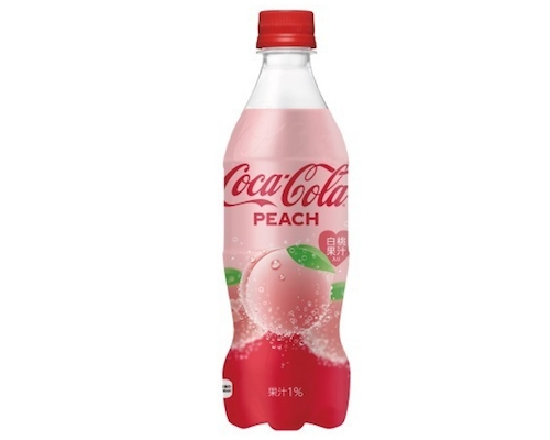 Coca-Cola Peach 2019 Edition (5 Pack)