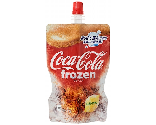 Coca-Cola Frozen Lemon (Pack of 12)