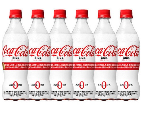 Coca-Cola Plus (Pack of 6)