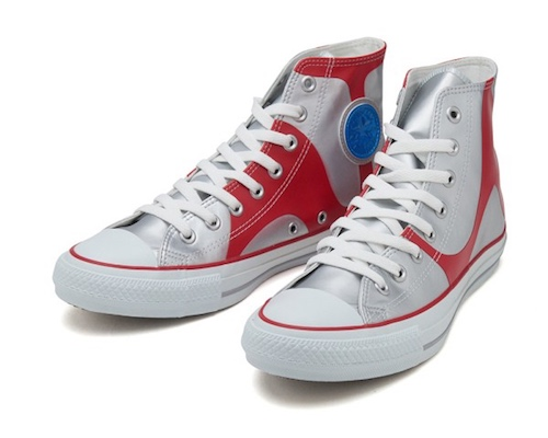 Converse All Star Ultraman R Hi 2016 Edition Shoes