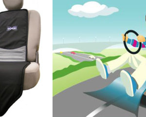 Cool Cushion - Seduta Cooler Fan Car