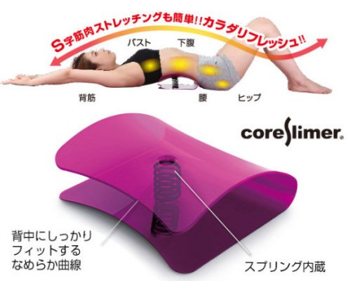 Core Slimmer Muscle Training