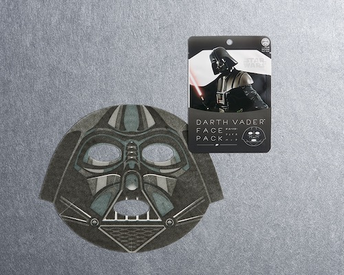 Darth Vader Face Pack (3 Pack)