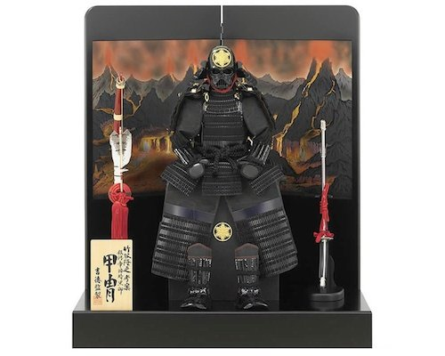 Darth Vader Yoroi Samurai Armor Display Set