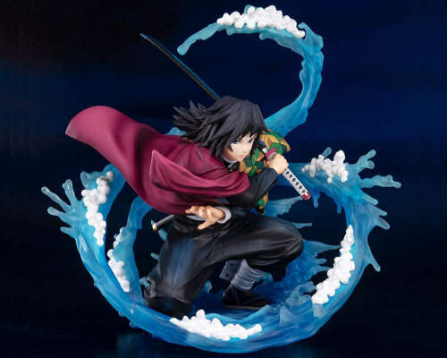 Demon Slayer: Kimetsu no Yaiba Giyu Tomioka Figuarts Zero Figure