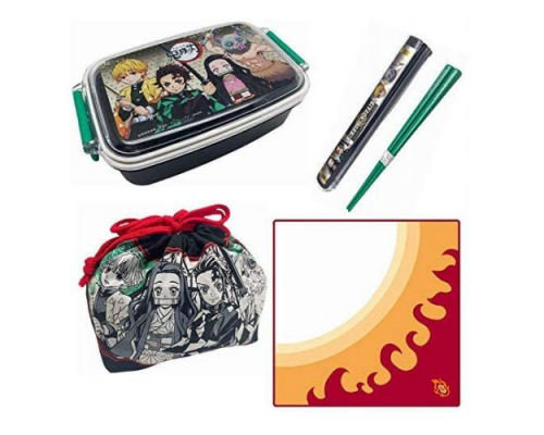 Demon Slayer: Kimetsu no Yaiba Kyojuro Rengoku Lunchbox
