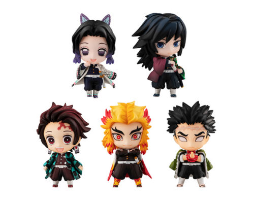 Demon Slayer: Kimetsu no Yaiba Miniature Figure Set A