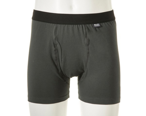Deoest Deodorizing Boxer Briefs Dark Gray
