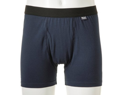 Deoest Deodorizing Boxer Briefs Navy