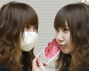 Design Mask - Fashion Flu Masks
