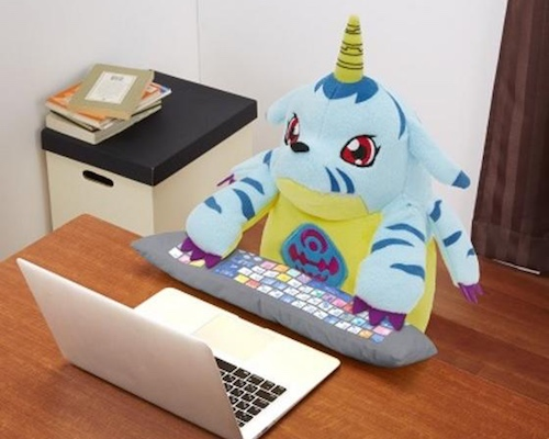 Digimon Gabumon PC Cushion