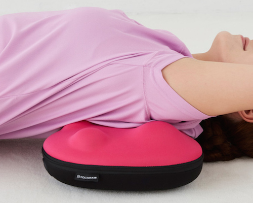 Doctor Air Vibration Massage Body Cushion