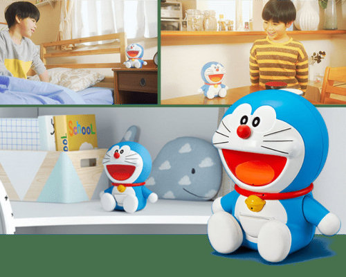 Doraemon with U Robot