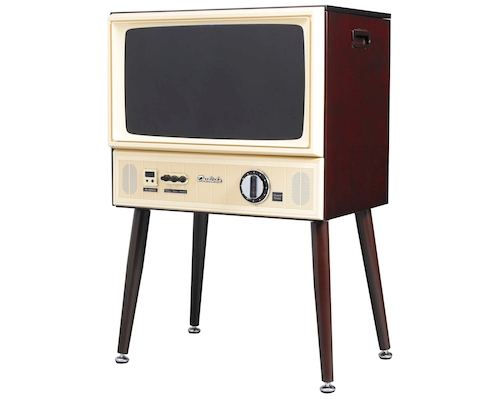 Vintage Taste 20-inch LCD Japanese Retro Television Screen