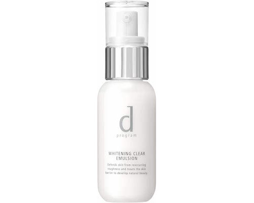 Shiseido d program Whitening Clear Emulsion