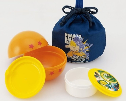 Dragon Ball Kai Ball Bento Lunch Box