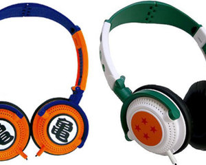 Casque Dragon Ball
