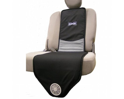Suzukaze Cool Cushion - Car Seat Fan Cooler