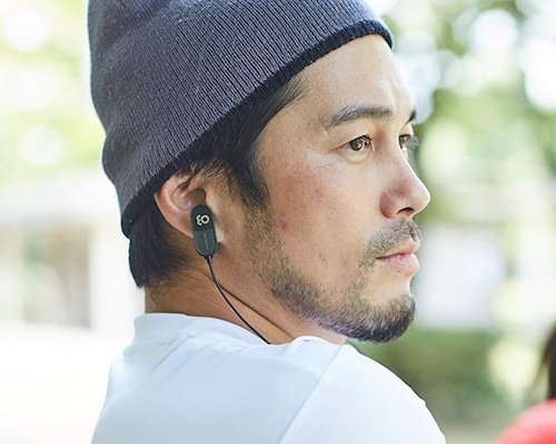 EarsOpen Bone Conduction Earphones