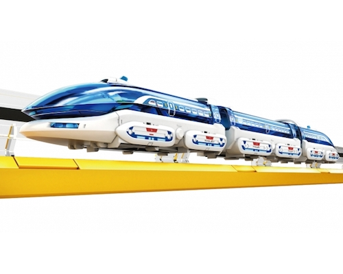 Elekit Linear Motor Toy Train Set