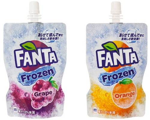 Fanta Frozen Orange Grape (Pack of 30)