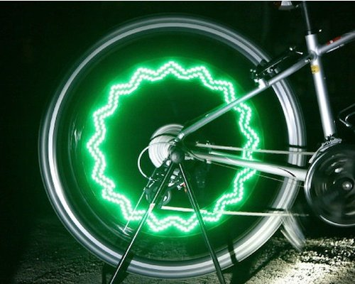 Ferris wheeLED Bicycle Light PIAA