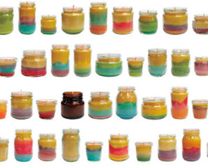 Filt Waste Oil Candles Set