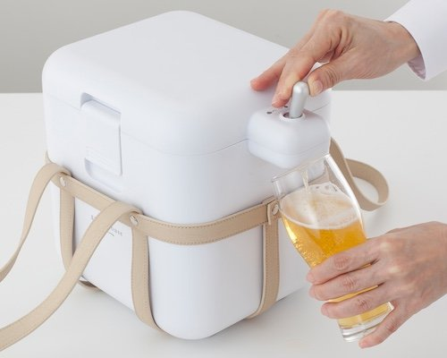 Foamy Beer Server Drink Cooler