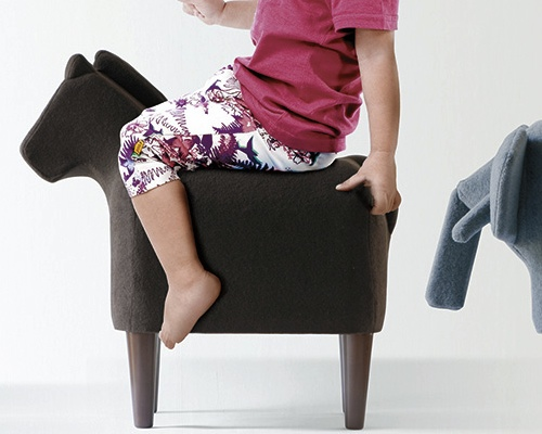 Frien'Zoo Stool Animal Chair