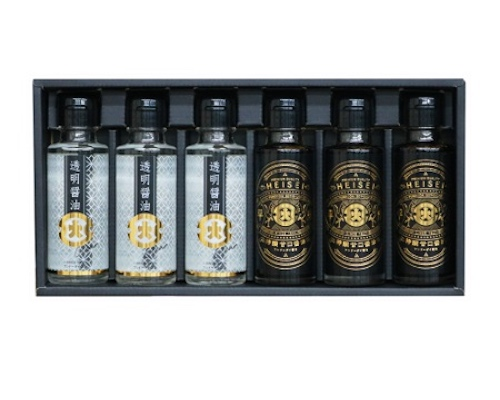 Fundodai Heisei Era Sweet and Clear Soy Sauce Set (6 Pack)