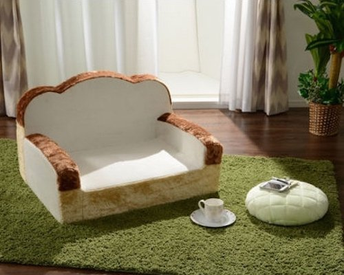Fuwafuwa Loaf of Bread Sofa