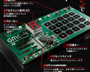 GMC-4 Microcomputer