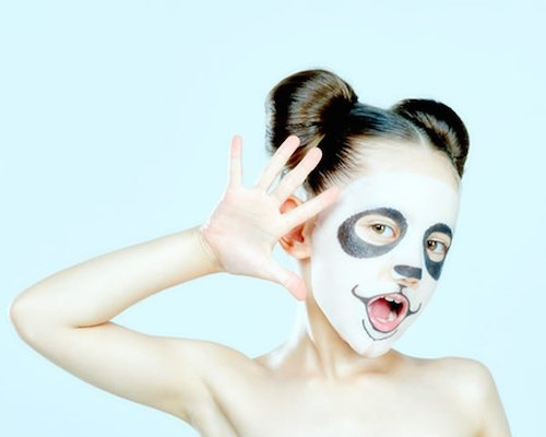 Giant Panda Face Pack for Kids
