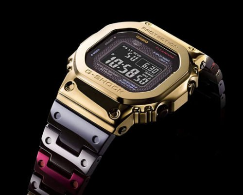 Casio G-Shock Full Metal GMW-B5000TR-9JR Watch