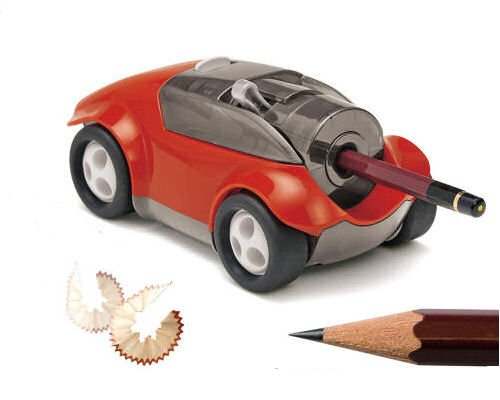Go! Pencil Sharpener Car