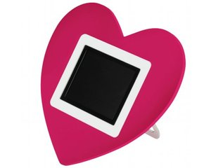 Green-House Heart Shape Digital Photo Frame