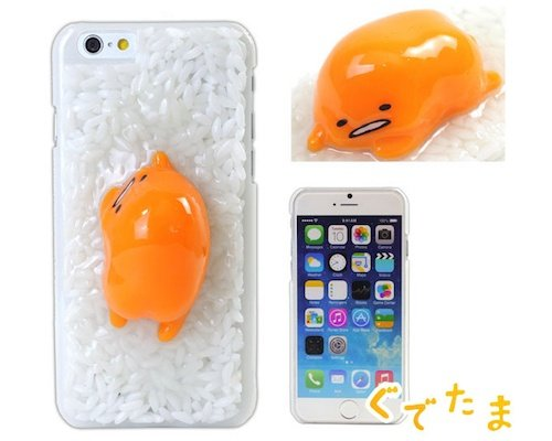 Gudetama Food Sample iPhone 6 Case
