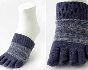 Habu Box Karabisa Toe Socks