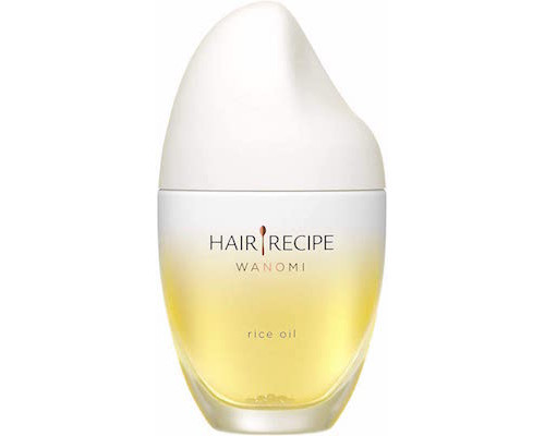 Hair Recipe Wanomi Rice Oil