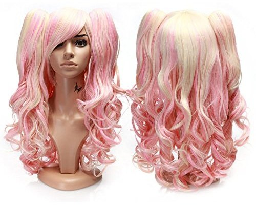Harajuku Cosplay Lolita Fashion Wig